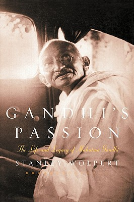 Image for Gandhi's Passion: The Life and Legacy of Mahatma Gandhi