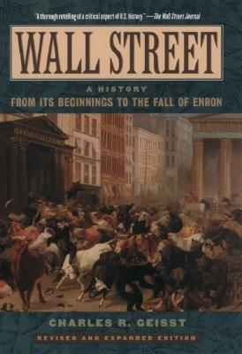 Image for Wall Street: A History : From Its Beginnings to the Fall of Enron