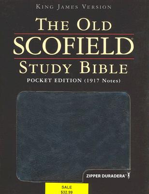 Image for The Old ScofieldRG Study Bible, KJV, Pocket Edition