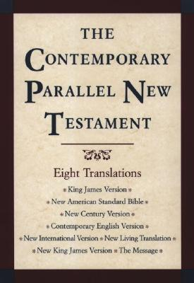 "Image for ""The Contemporary Parallel New Testament with KJV, NIV, NKJV, NASB, and more"""