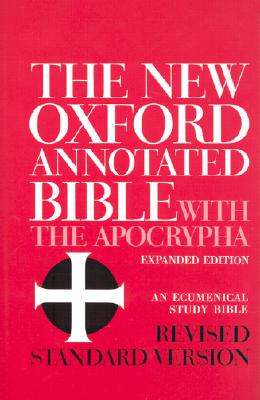 Image for The New Oxford Annotated Bible with the Apocrypha, Revised Standard Version, Expanded Edition (Hardcover 8910A)