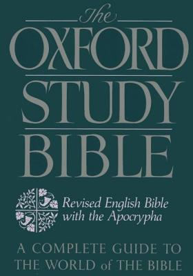 Image for The Oxford Study Bible: Revised English Bible with the Apocrypha
