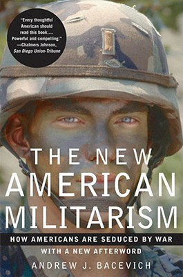 Image for NEW AMERICAN MILITARISM, THE