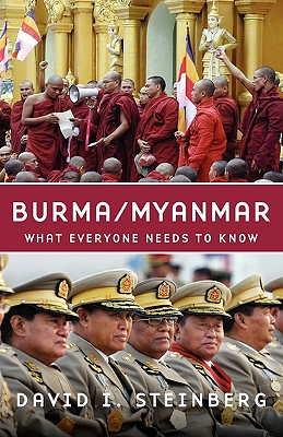 Image for Burma/Myanmar: What Everyone Needs to Know®