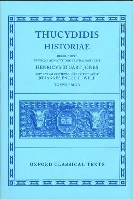 Historiae, Volume I (Oxford Classical Texts Series), Thucydides