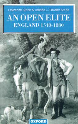 Image for An Open Elite?: England 1540-1880 (Clarendon Paperbacks)