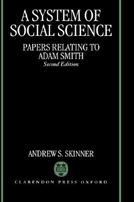 Image for A System of Social Science: Papers Relating to Adam Smith