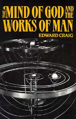 Image for The Mind of God and the Works of Man