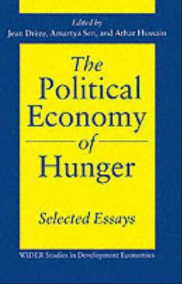 Image for The Political Economy of Hunger: Volume 3: Endemic Hunger (Studies in Development Economics)
