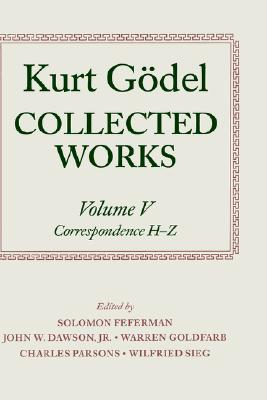 Image for Collected Works: Volume V: Correspondence, H-Z (Collected Works Series)