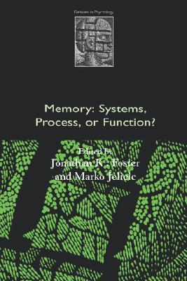 Image for Memory: Systems, Process, or Function? (Debates in Psychology)