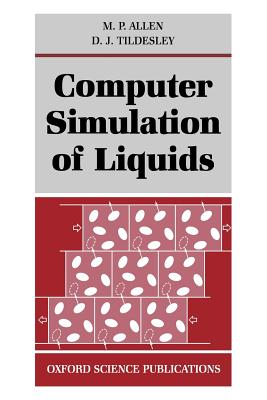 Image for Computer Simulation of Liquids