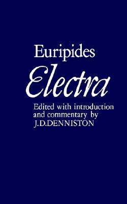 Image for Electra (Plays of Euripides)