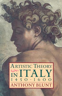 Image for Artistic Theory in Italy (Oxford Paperbacks)
