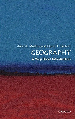 Image for Geography: A Very Short Introduction