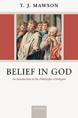 Image for Belief in God: An Introduction to the Philosophy of Religion