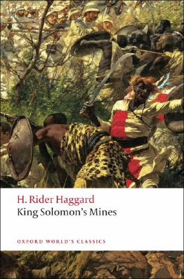 Image for King Solomon's Mines (Oxford World's Classics)