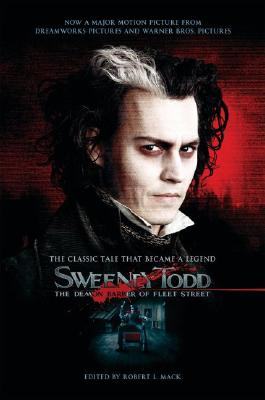 Sweeney Todd: The Demon Barber of Fleet Street, US & Canada Ed., Robert Mack