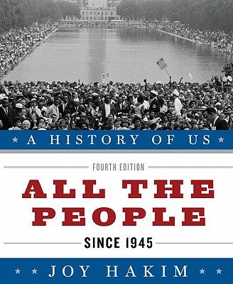 Image for History of US: All the People: Since 1945 A History of US Book Ten