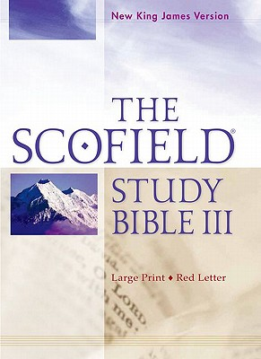 Image for The Scofield Study Bible III, NKJV, Large Print Edition