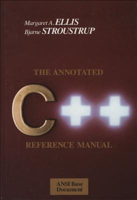 Image for The Annotated C++ Reference Manual