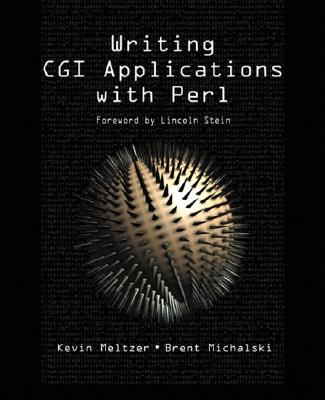 Image for Writing CGI Applications with Perl