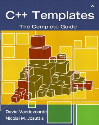 Image for C++ Templates: The Complete Guide