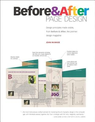 Before & After Page Design, McWade, John