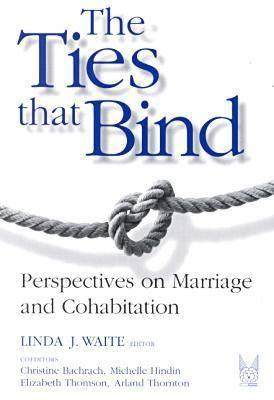Image for The Ties that Bind: Perspectives on Marriage and Cohabitation (Social Institutions and Social Change Series)