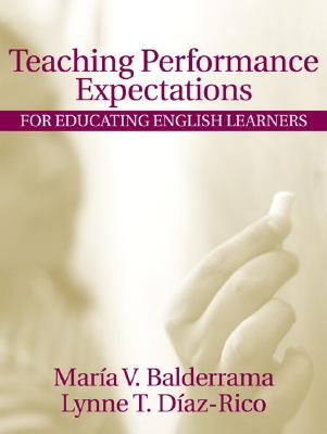 Image for Teaching Performance Expectations for Educating English Learners