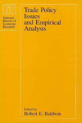 Image for Trade Policy Issues and Empirical Analysis (National Bureau of Economic Research Conference Report)