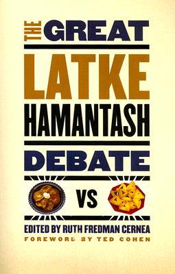 Image for Great Latke Hamantash Debate
