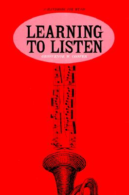 Image for Learning to Listen: A Handbook for Music