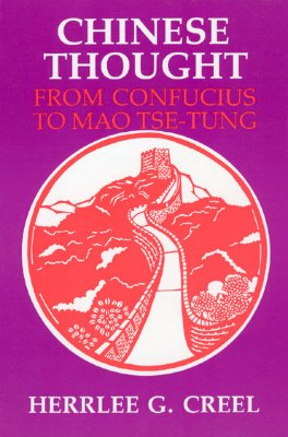 Image for Chinese Thought, from Confucius to Mao Tse-Tung
