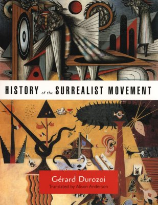 Image for HISTORY OF THE SURREALIST MOVEMENT