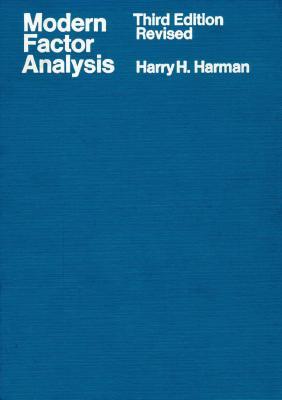Image for Modern Factor Analysis