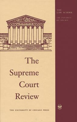 Image for The Supreme Court Review, 1979 (Volume 1979)