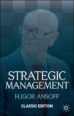 Image for Strategic Management