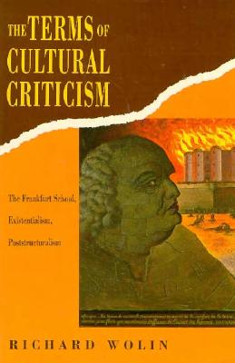 Image for The Terms of Cultural Criticism