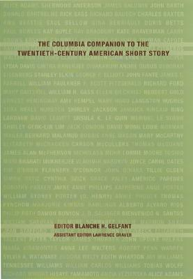 Image for The Columbia Companion to the Twentieth-Century American Short Story