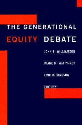 Image for The Generational Equity Debate