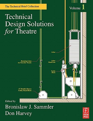Image for Technical Design Solutions for Theatre: The Technical Brief Collection Volume 1
