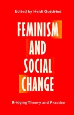 Image for Feminism and Social Change: BRIDGING THEORY AND PRACTICE