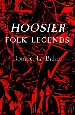 Image for Hoosier Folk Legends (Midland Book)