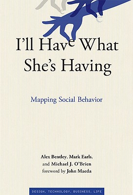 Image for I'll Have What She's Having: Mapping Social Behavior (Simplicity: Design, Techno