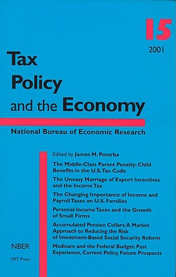 Image for Tax Policy and the Economy, Vol. 15 (Volume 15)