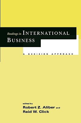 Image for Readings in International Business: A Decision Approach