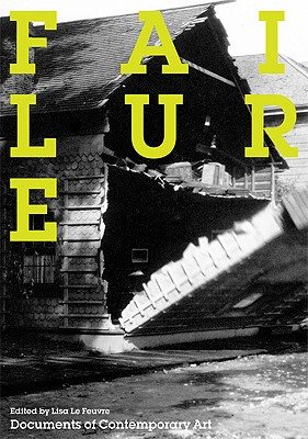 Image for Failure:  Documents of Contemporary Art