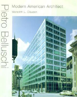Image for Pietro Belluschi: Modern American Architect