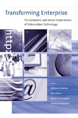 Image for Transforming Enterprise: Transforming Enterprise (MIT Press)